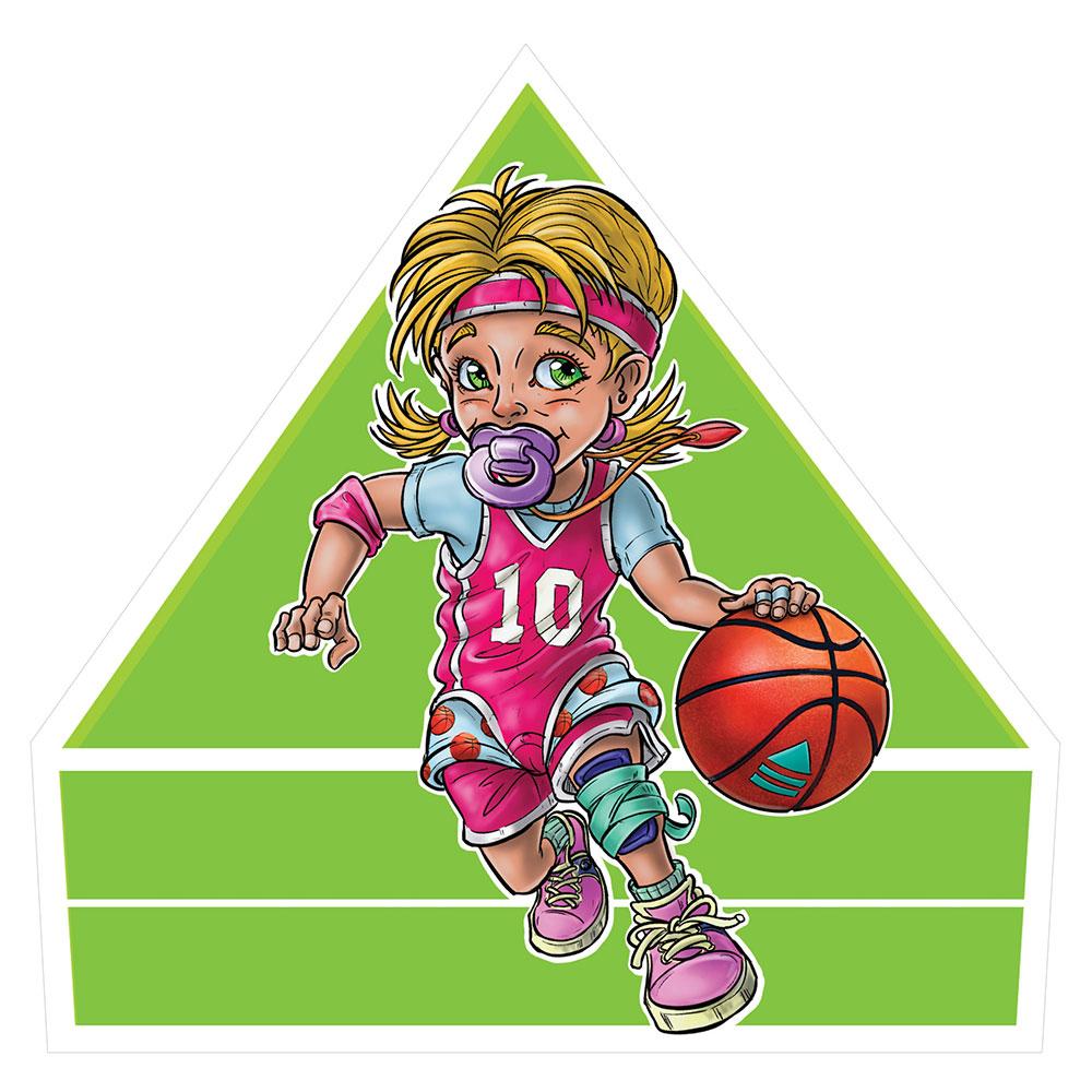 Výsledek obrázku pro obrázek basketbalistka